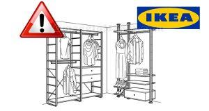ritiro IKEA montante Elvarli