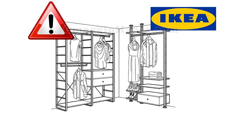 Ikea Ritira Il Montante Elvarli Omaggiomania