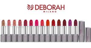 rossetti Deborah Milano Red Long Lasting