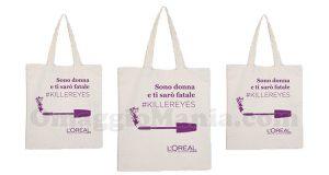 shopping bag L'Oréal KillerEyes