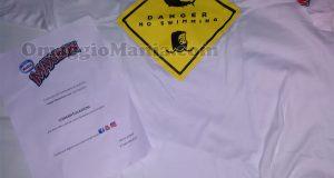 t-shirt Maxibon di Federico Maria