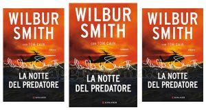 vinci libro Wilbur Smith La notte del predatore