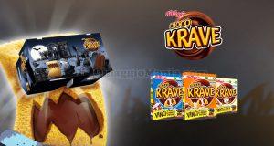 vinci occhiali realtà virtuale con Kellogg's Choco Krave