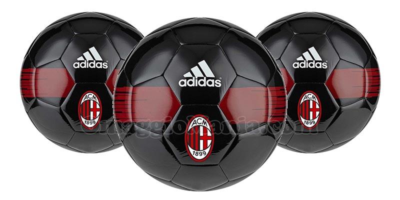 vinci palloni autografati dai giocatori del Milan