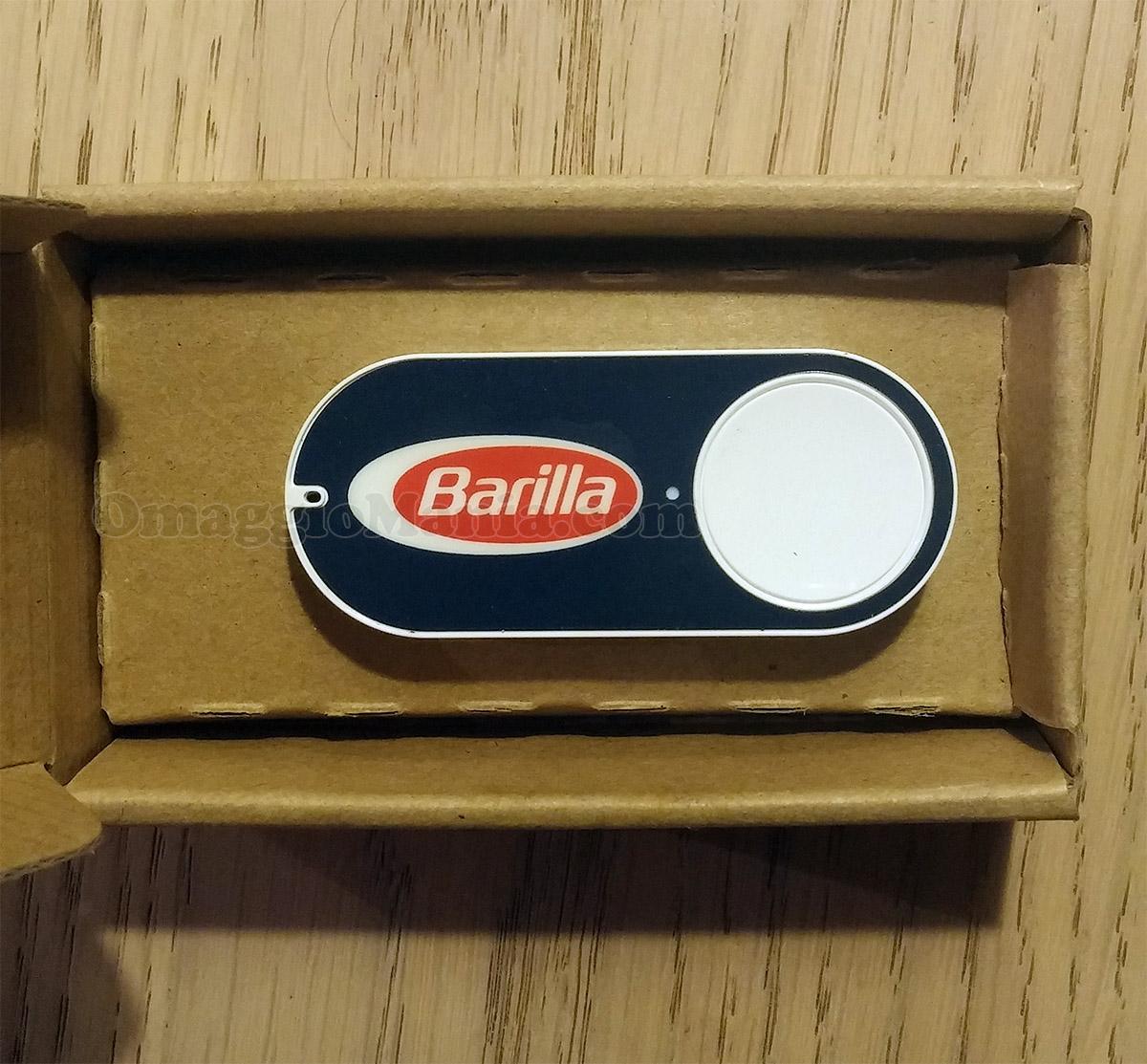 Amazon Dash Button Barilla di Marina