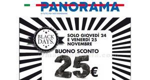 Black Days PAM Panorama