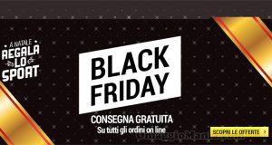 Black Friday Decathlon 2016 consegna gratuita