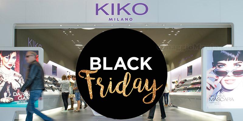 Black Friday KIKO 2016