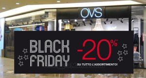 Black Friday OVS 2016