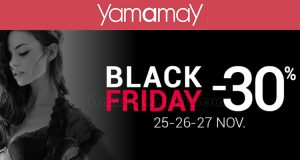 Black Friday Yamamay 2016