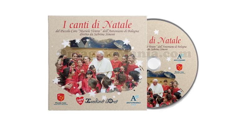 CD I Canti di Natale Piccolo Coro 2016