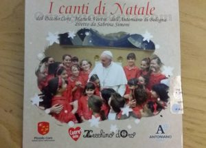 CD I Canti di Natale ricevuto da Maddalena