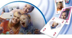 Carrefour Selfie Cards