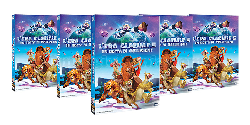 DVD L'Era Glaciale In rotta di collisione