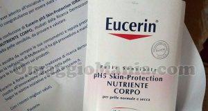 Eucerin Nutriente Corpo PH5 di Nadia con myBeauty