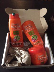 Garnier Fructis Addio Danni di Federica