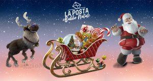 La Posta di Babbo Natale Poste Italiane