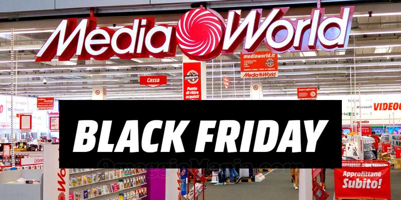 MediaWorld Black Friday 2016