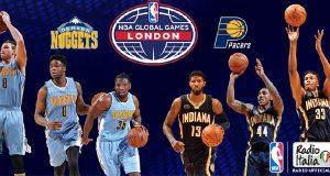 NBA Global Games London 2017