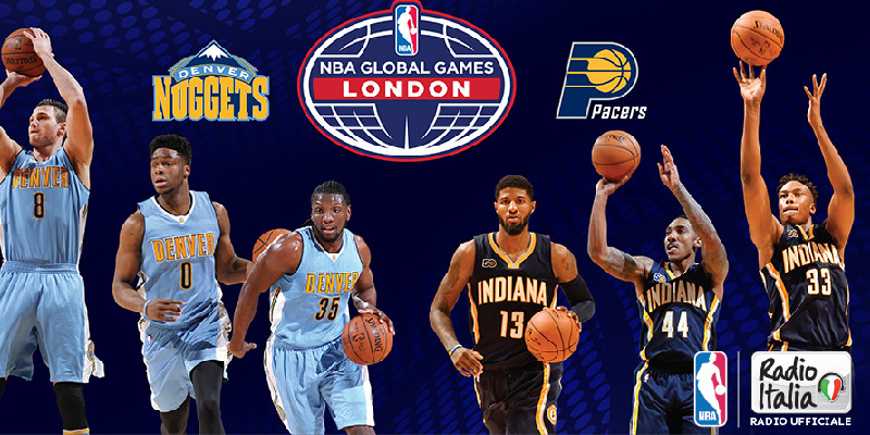 NBA Global Games London 2017