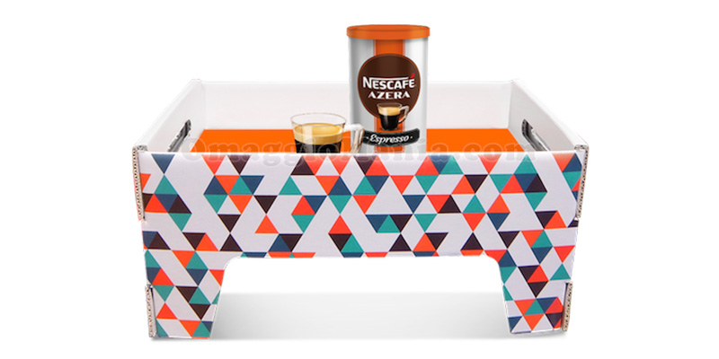 Nescafé Azera Wake Up Box