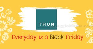 THUN Everyday is a Black Friday