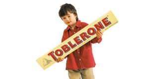 Toblerone da 4.5 Kg