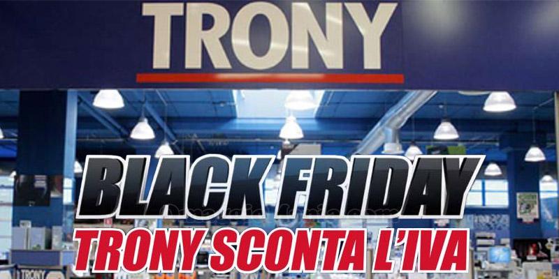 Trony Black Friday 2016