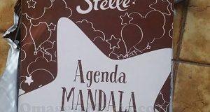 agenda mandala dei sogni Pan di Stelle di Monia