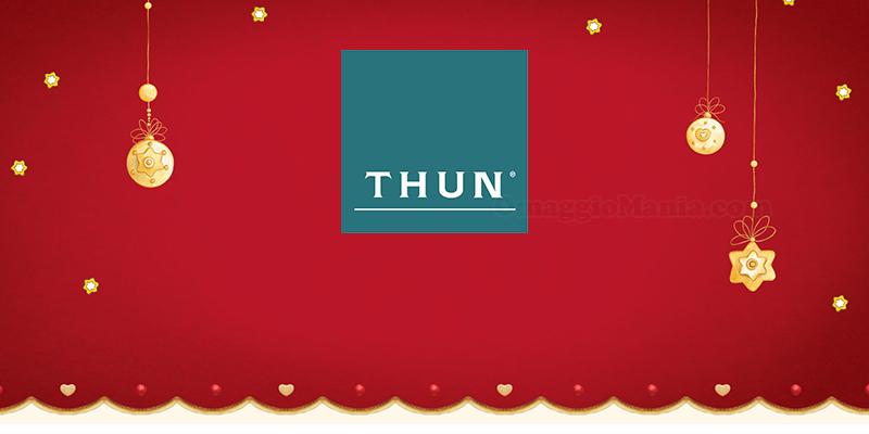 anticipazione concorso THUN Il carosello dei regali
