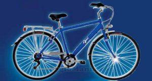 bicicletta Baci Perugina Atala