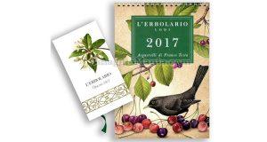 calendario L'Erbolario e agendina L'Erbolario 2017