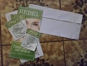 campioni omaggio Rebel Sebo-Check di Monia