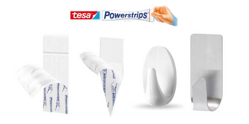 campioni omaggio TESA Powerstrips novembre 2016