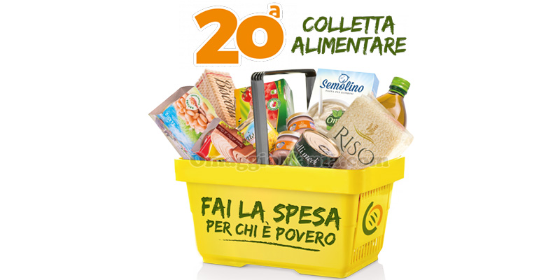 colletta alimentare 2016 cesto