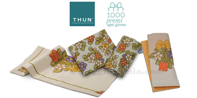 concorso A Tavola con Thun