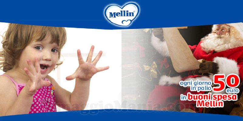 concorso Con Mellin siamo tutti più buoni