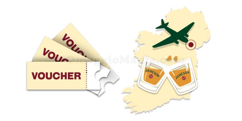 concorso Jameson vinci TicketOne o viaggio in Irlanda