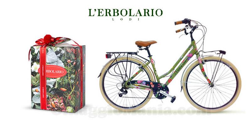 concorso L'Erbolario Bellezza in Bicicletta