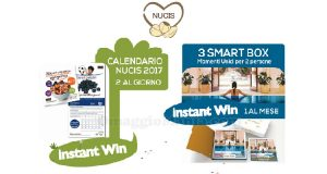 concorso Nucis Fit-Nuts