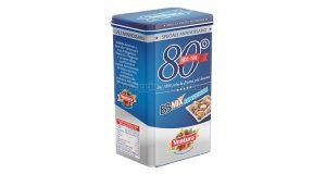 confezione in latta Ventura 80° anniversario