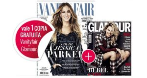 coupon Vanity Fair 47 e Glamour 294