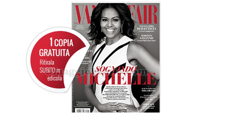 coupon omaggio Vanity Fair 46
