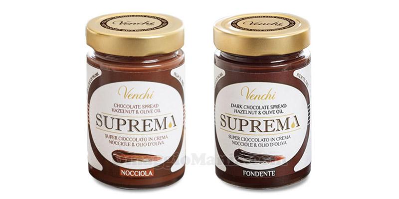 crema spalmabile Venchi Suprema