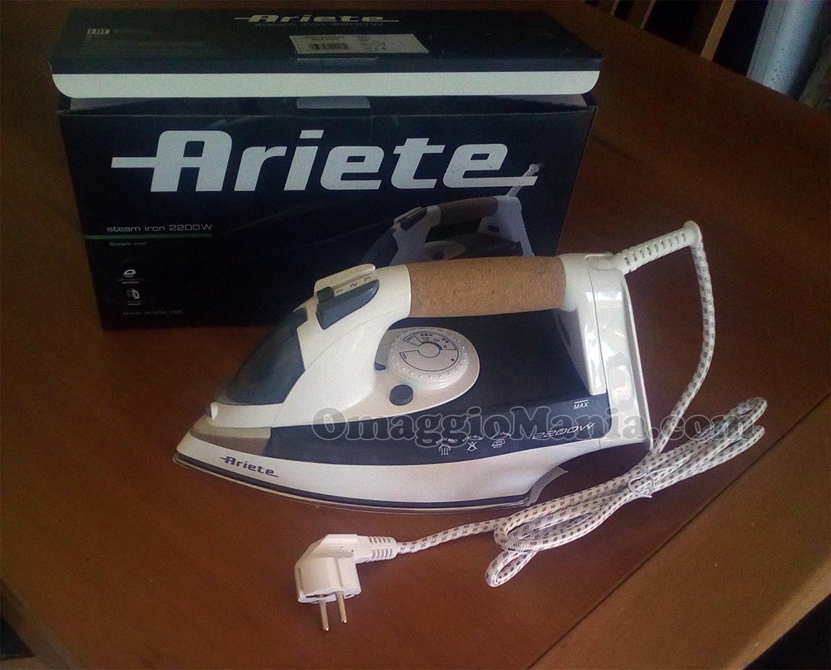 ferro da stiro Ariete Steam Iron di Cicciotella