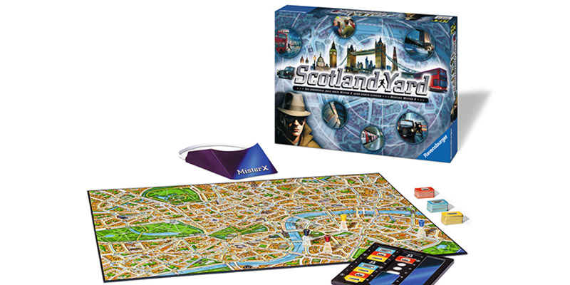 gioco Scotland Yard Ravensburger