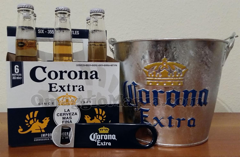 ice bucket birra e apribottiglie Corona Extra di Elena