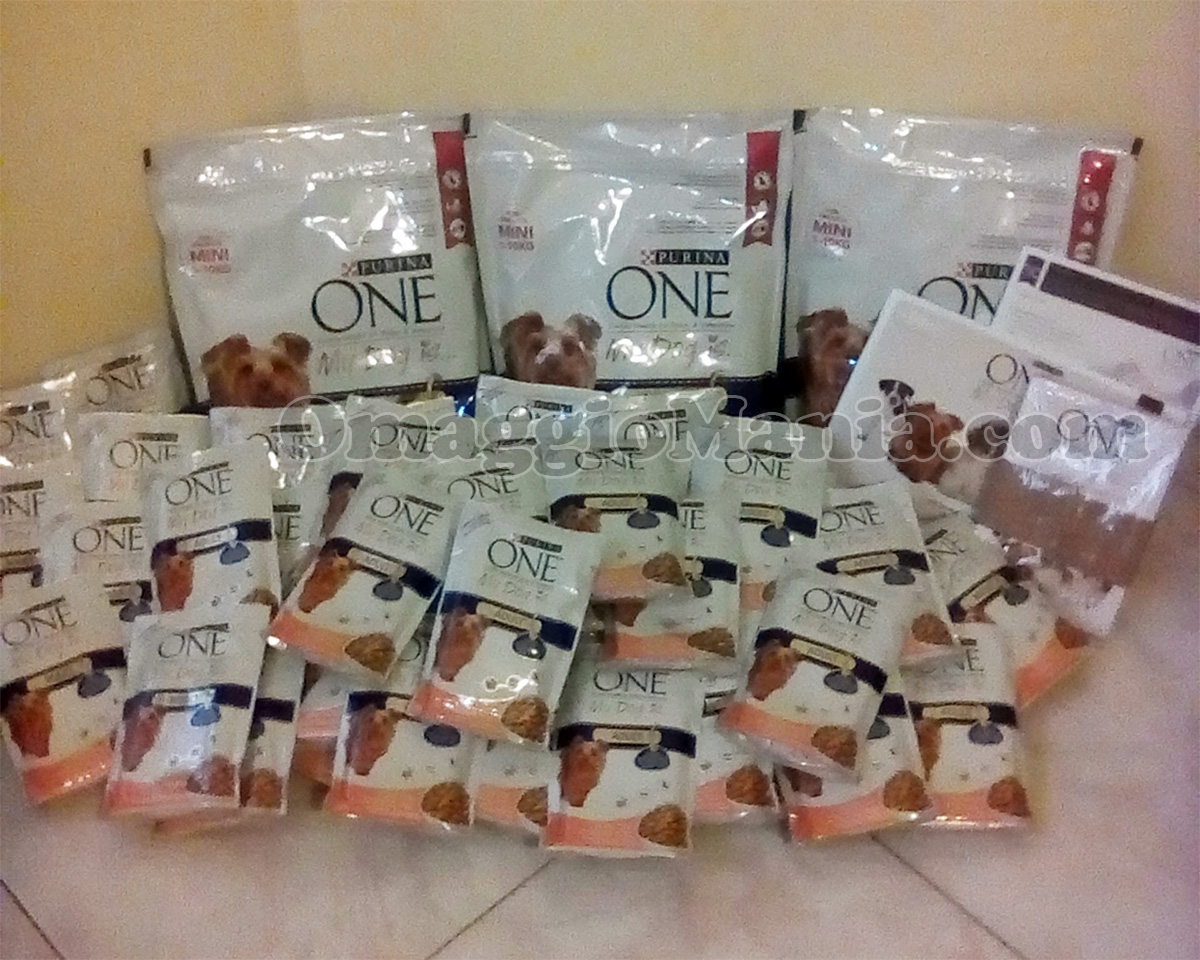 kit Purina One My Dog is di Arya