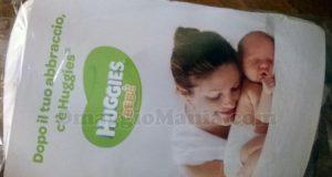 kit omaggio Huggies Bebè di Lory