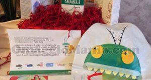 kit prodotti e gadget Meda Pharma di Tatiana 1